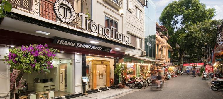 Khách sạn Trang Trang Premium Hotel
