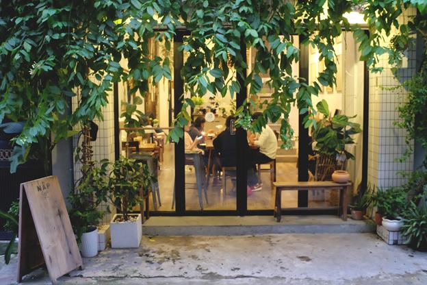 cafe quận 1 yên tĩnh