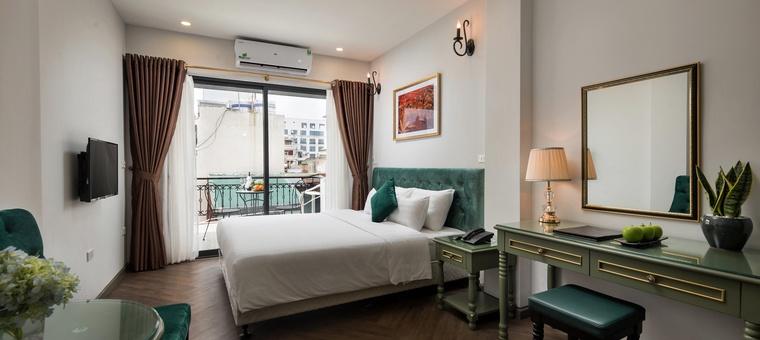 Khách sạn Hanoi Gatsby hotel