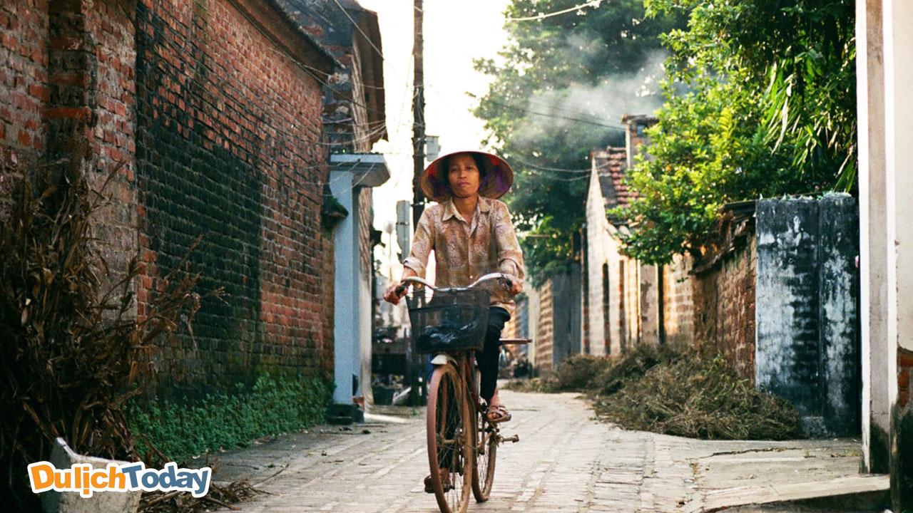 Làng cổ Đường Lâm - nét quê Việt xưa