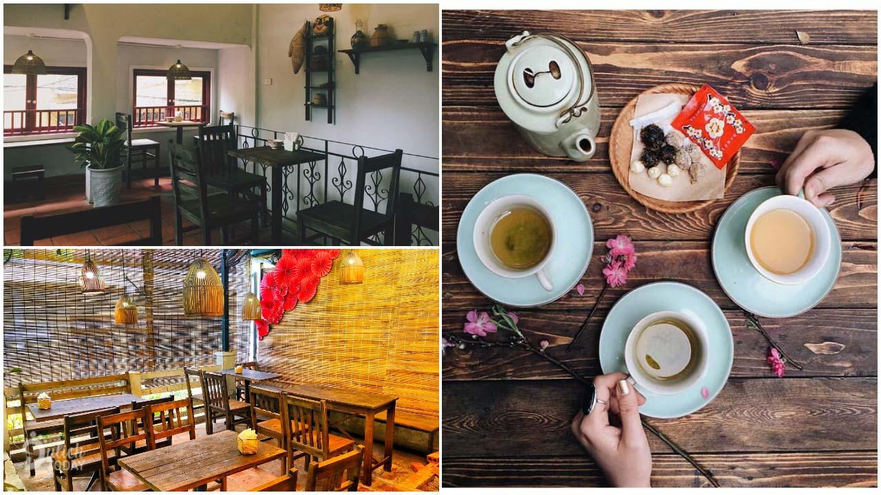 Lutulata là quán cafe đẹp và yên tĩnh ở Hà Nội