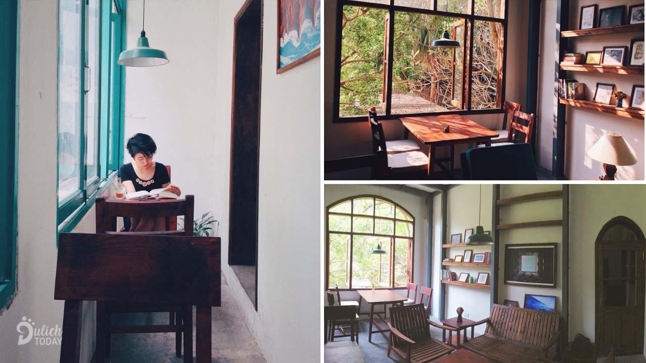 Không gian ở Rand Moroc & Coffee
