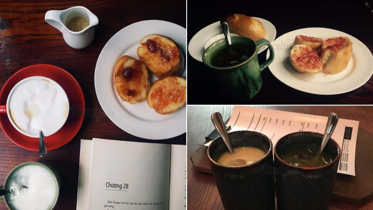 Thư thái đọc sách và thưởng thức những món đồ uống độc đáo tại Rand Moroc