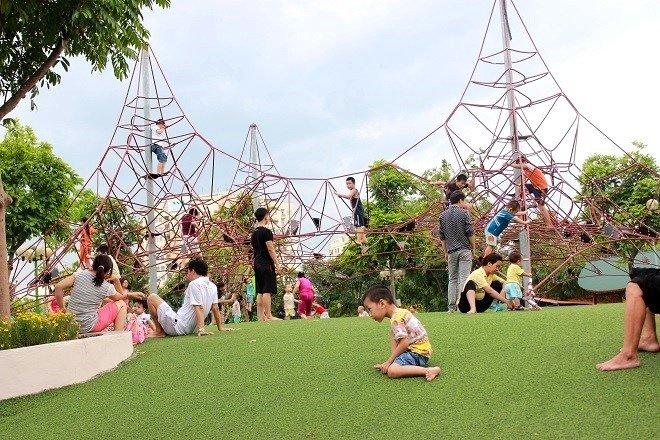 Khu du lịch sinh thái Ecopark Hà Nội