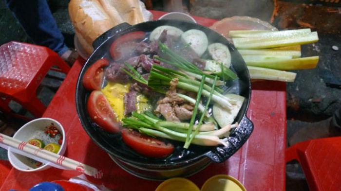 món bò nướng tại quán Bò Nướng Xuân Xuân ảnh2