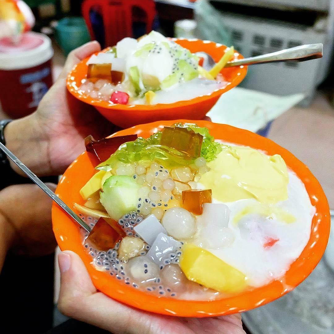 các món ăn tại Hoa Quả Dầm Hoa Béo ảnh3