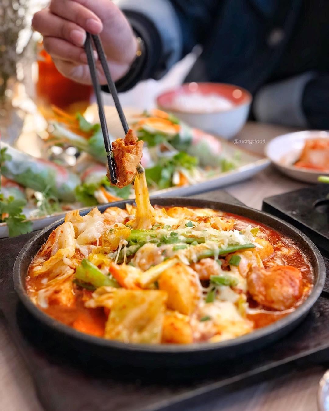 món ăn tại quán Manalee ảnh3