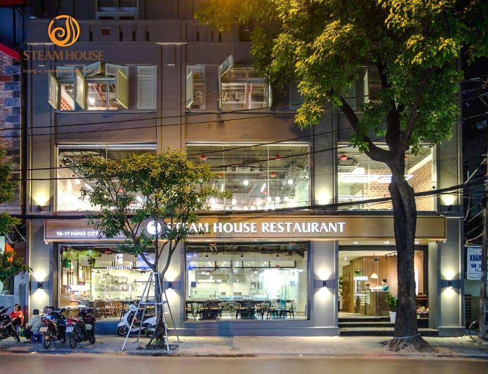 địa chỉ Steam House Restaurant