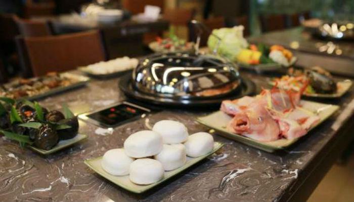 món ăn tại Steam House Restaurant ảnh1
