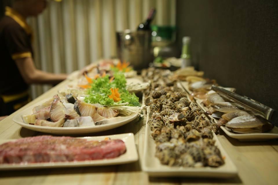 món ăn tại Steam House Restaurant ảnh3