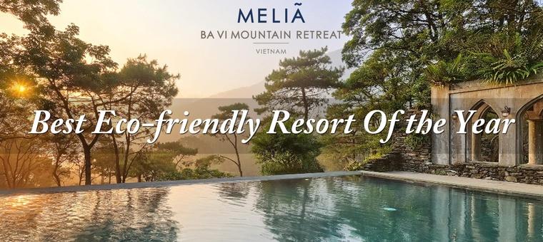 Khách sạn Melia Ba Vi Mountain Retreat