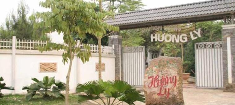 Khách sạn Huong Ly Hotel & Resort