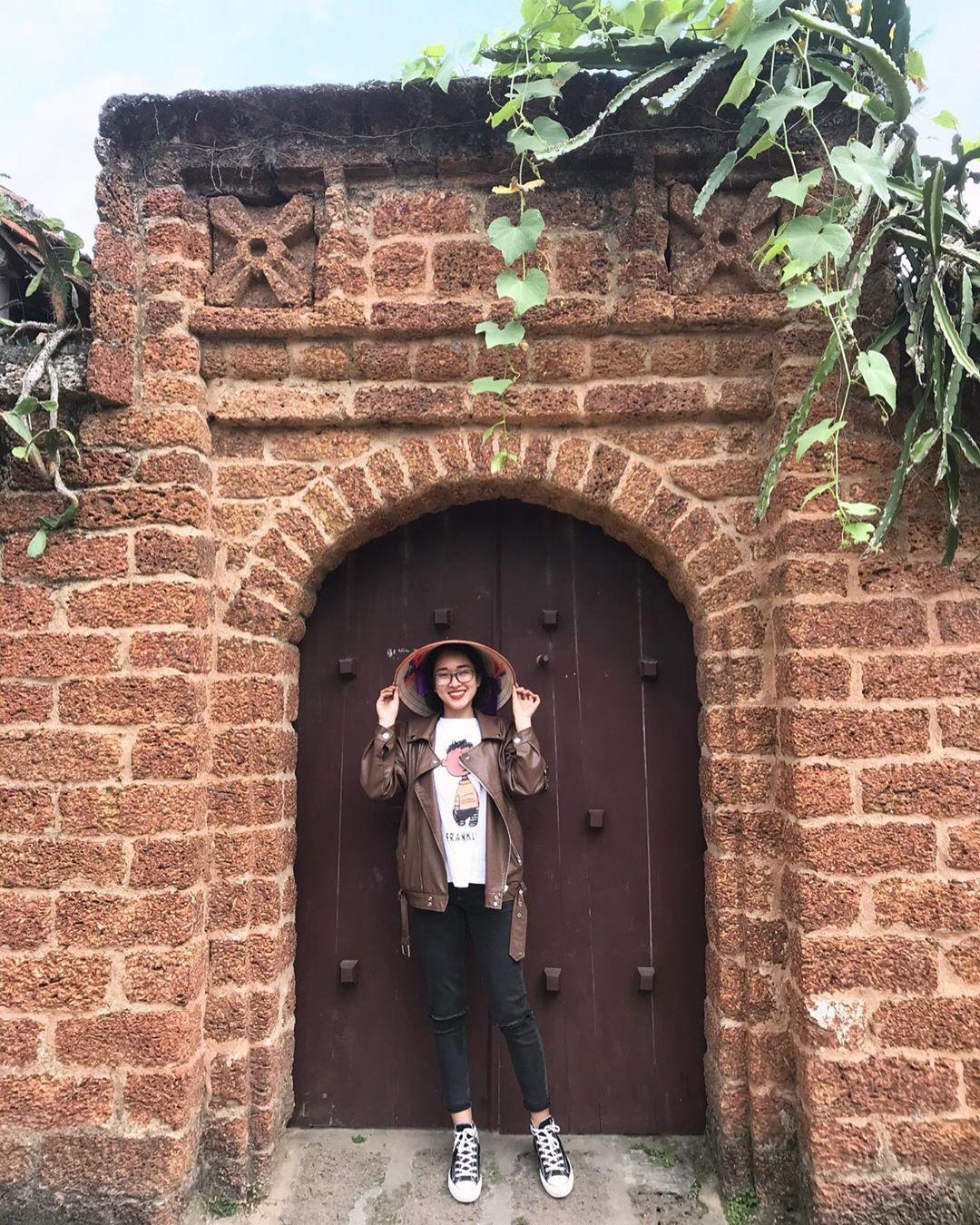 Một góc làng xưa. Ảnh: @_h.lan_