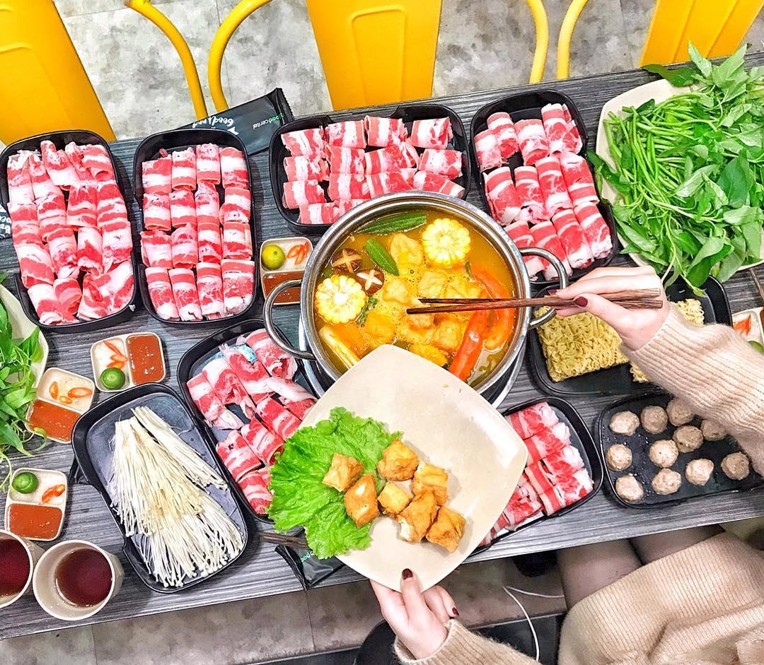 buffet ha dong food center