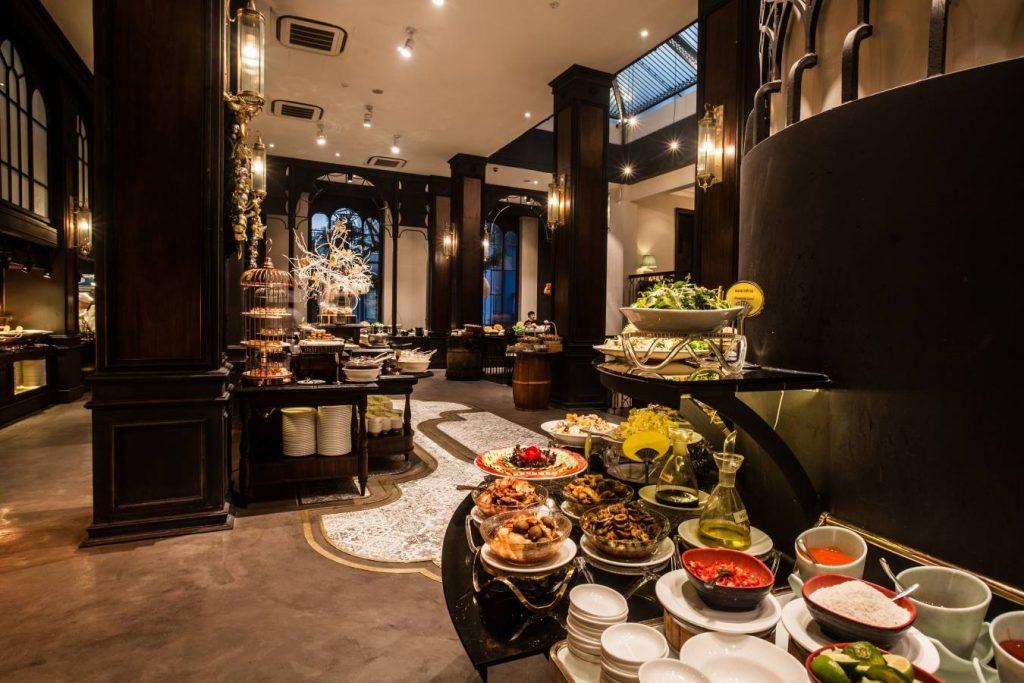 buffet-sen-tran-hung-dao