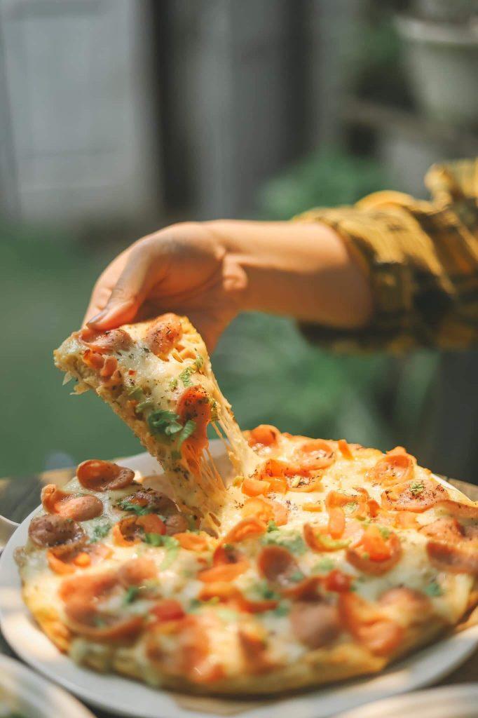 Quán pizza Hà Đông