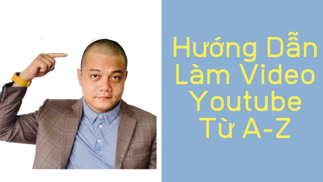 Hướng Dẫn Làm Video Youtube từ A-Z   Imovie   Canva   Nguyễn Đăng Ninh