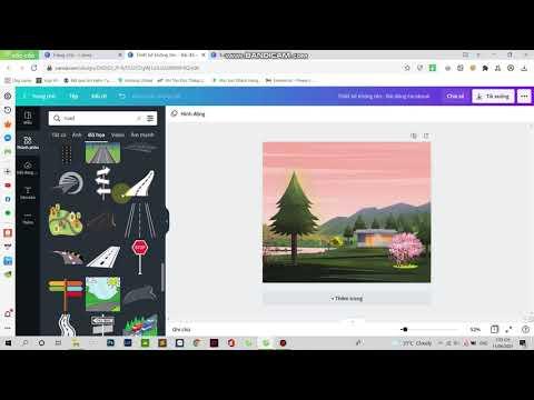 Hướng dẫn thiết kế picture với Canva