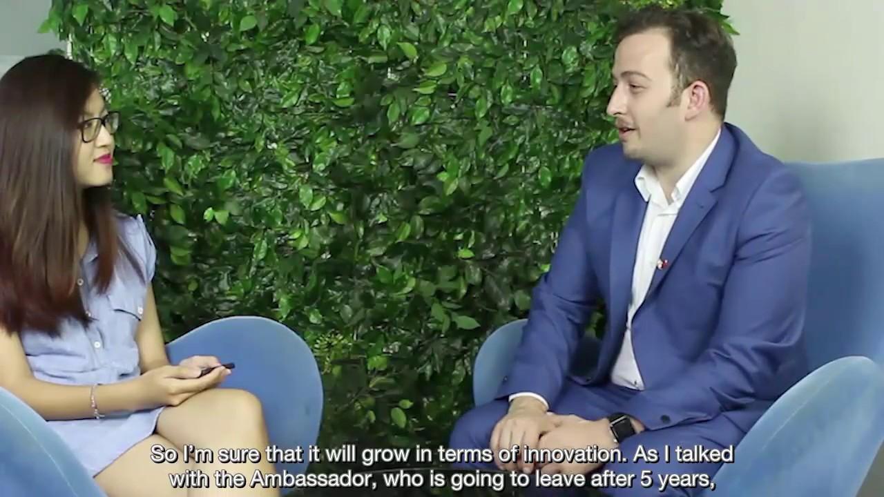 DesignBold | Phỏng vấn Phó đại sứ Israel ông Doron Lebovich