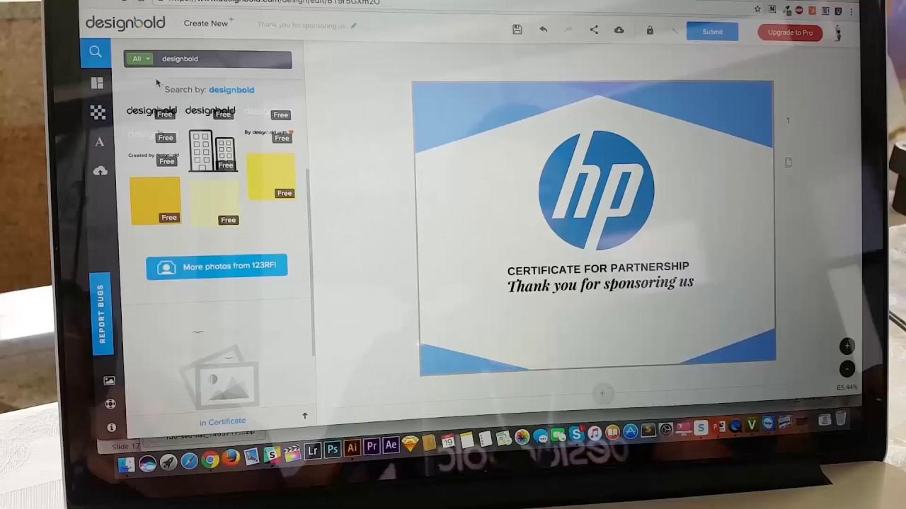 DesignBold đồng hành cùng HP tại Echelon Vietnam 2016