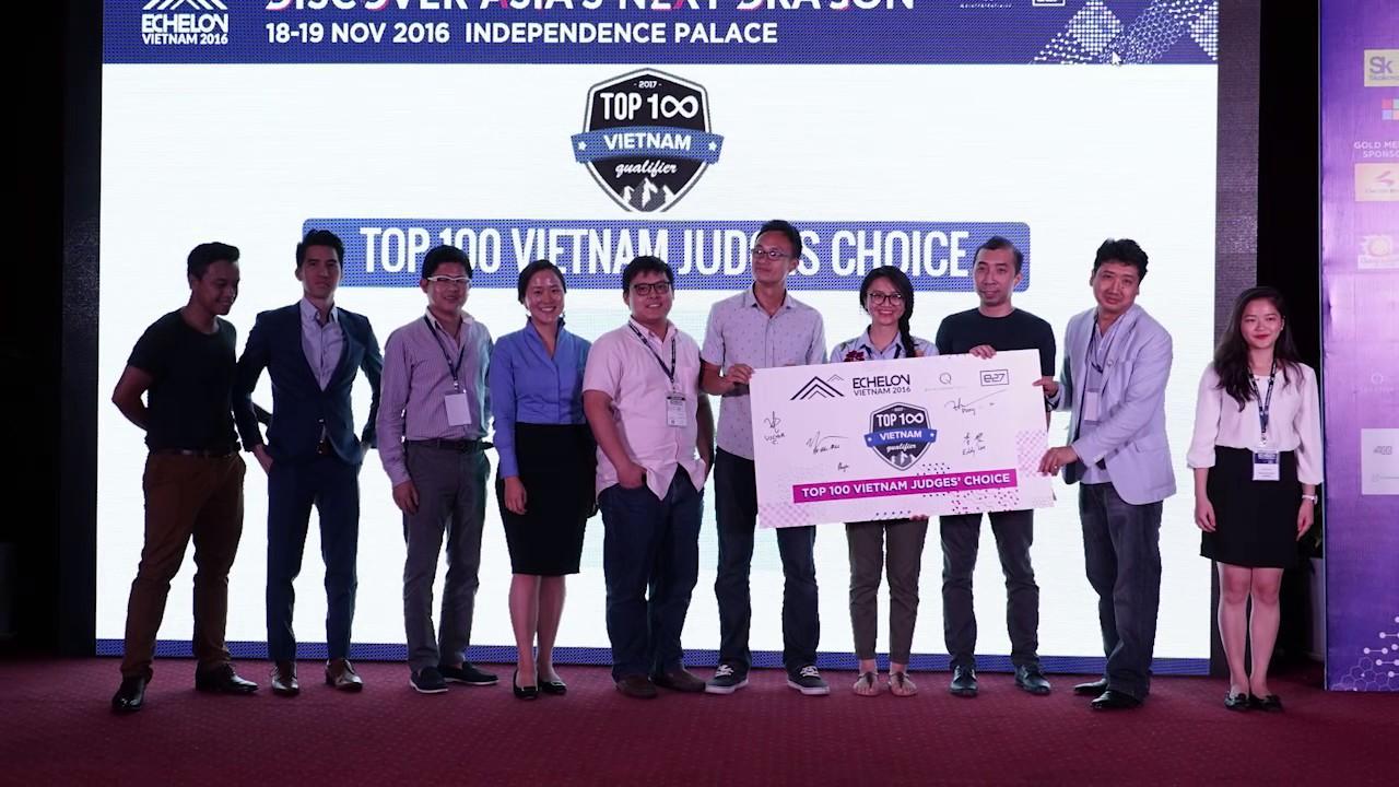 DesignBold giành thắng lợi tại Echelon Vietnam 2016
