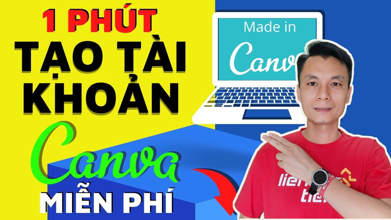 ✅Cách tạo tài khoản canva pro miễn phí trên Máy Tính rất đơn giản mới nhất (2021)  Xuân Khoa