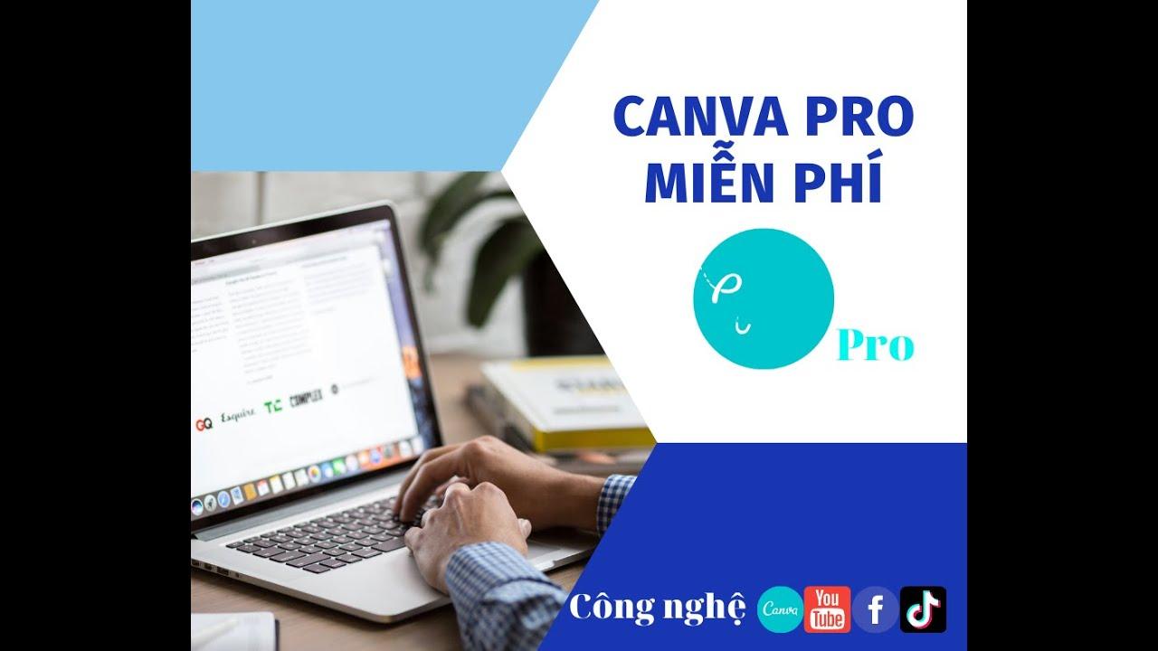 Hướng dẫn cài canva pro hoàn toàn miễn phí || Nguyễn Trọng Bắc.