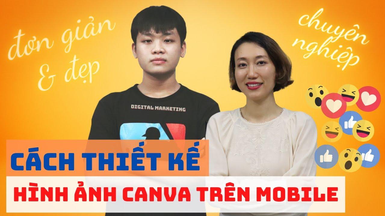 Thiết Kế Hình Ảnh Online Đơn Giản Và Chuyên Nghiệp  | Nguyen Yen Ly