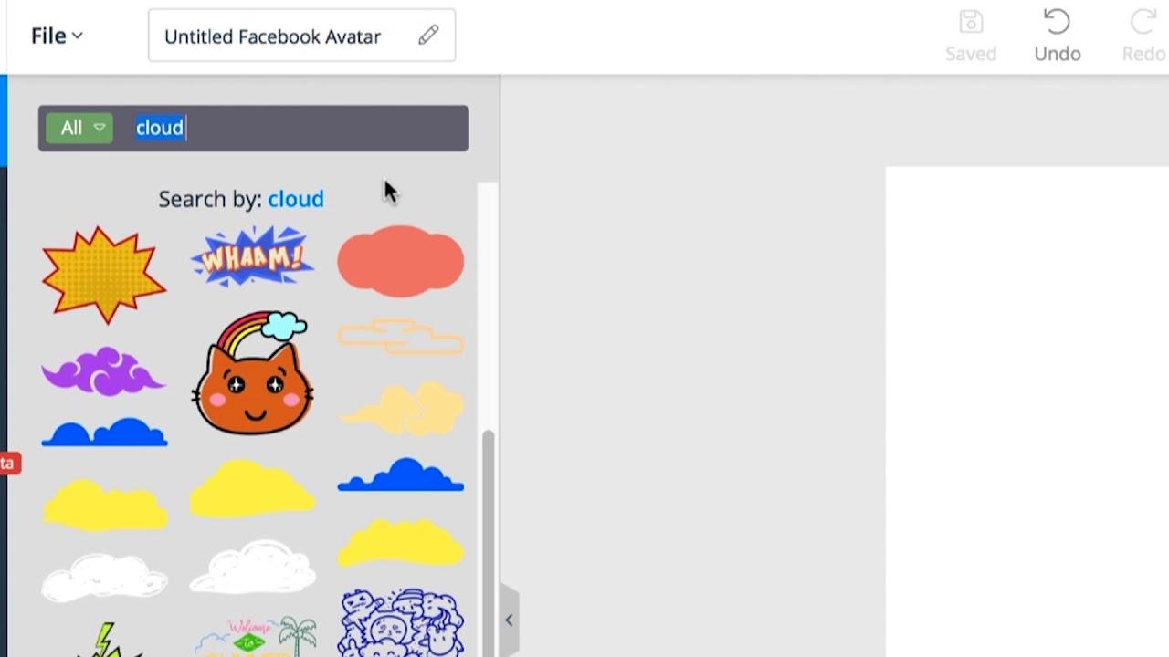 How to design Facebook Avatar Frame for Mid Autumn Festival