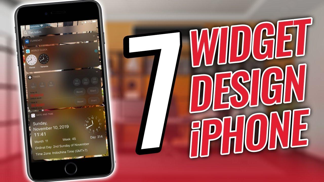 SIÊU HOT - Cách DESIGN iPhone theo phong cách mới