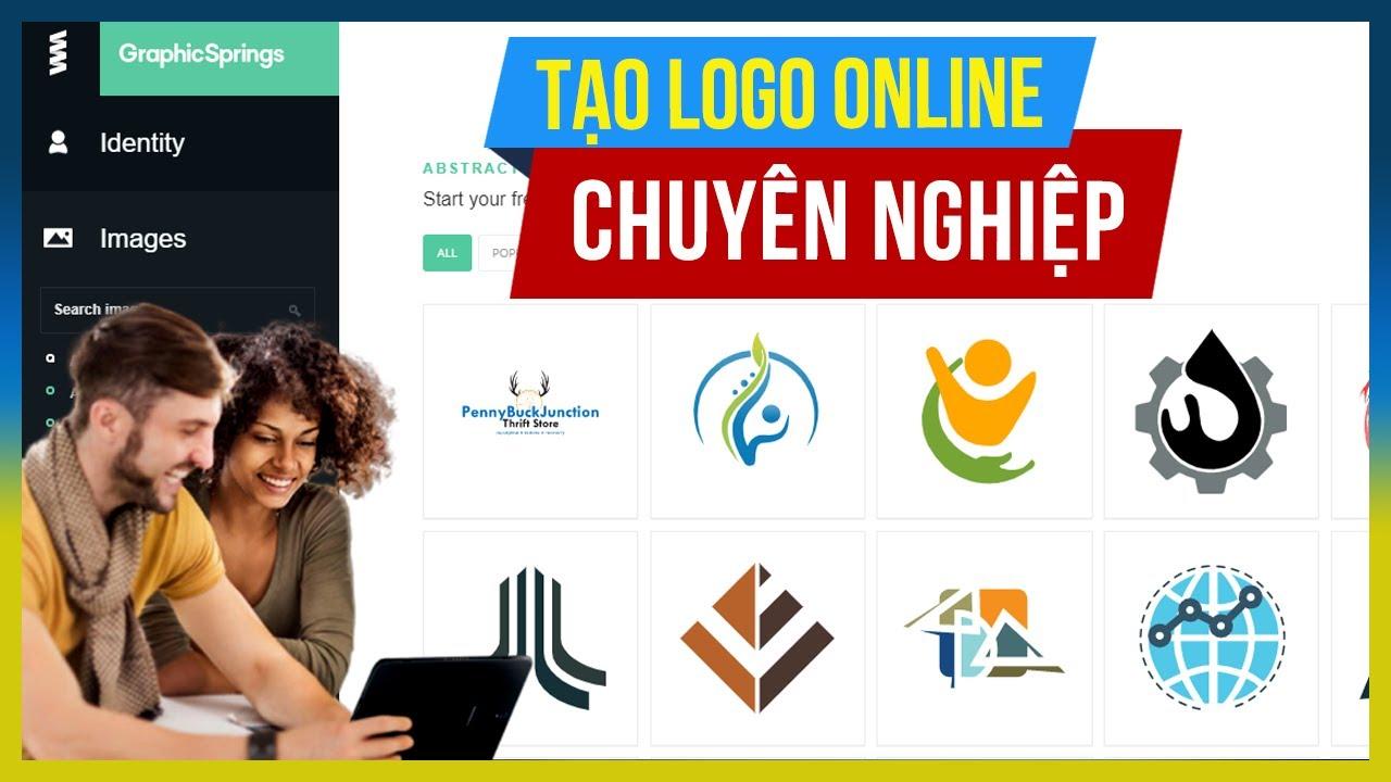 Cách Tạo Logo Online Miễn Phí | Thủ Thuật Online
