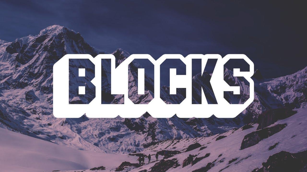 GIMP Tutorial: Simple Block Letters