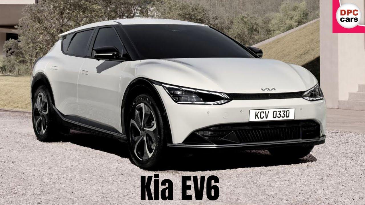 Kia EV6 Debut
