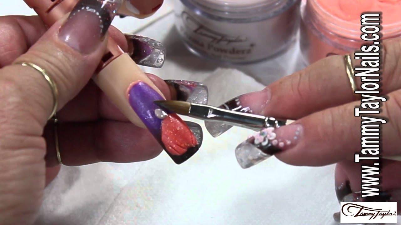 ♡ Tammy Taylor: Nail Art Design:Pumpkin Mania