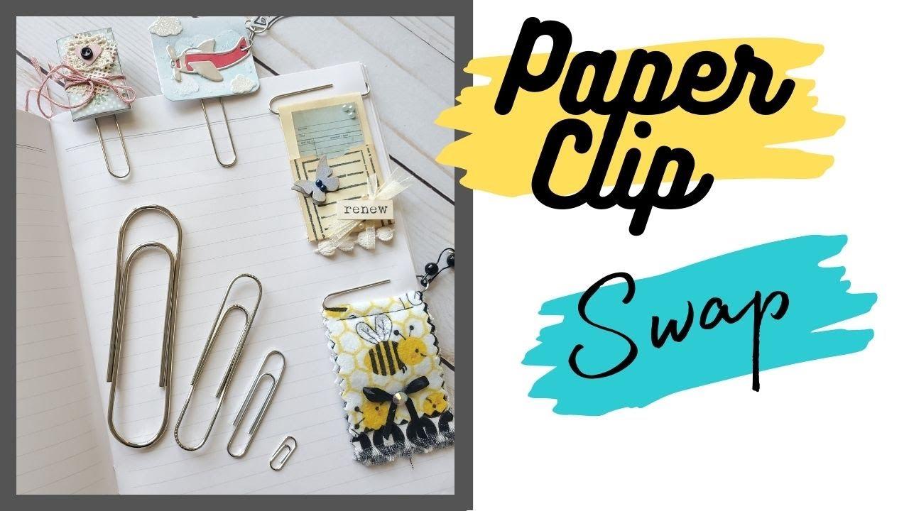 Altered Paper Clip Swap: What I'm Sending