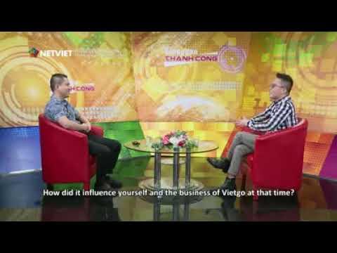 THÀNH CÔNG ĐẾN TỪ ĐAM MÊ KHÔNG HẸN TRƯỚC CỦA CEO NGUYỄN TUẤN VIỆT- VietGo Channel