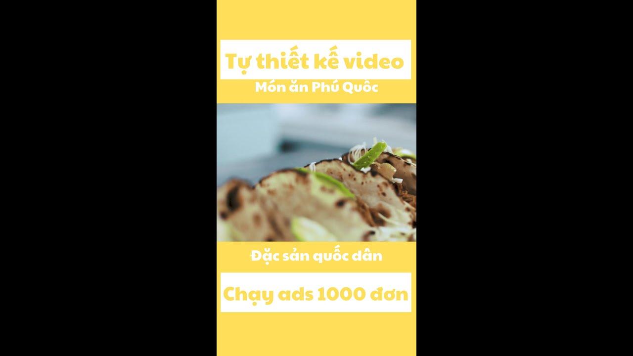 Hướng dẫn thiết kế video chạy ads 1000 đơn l Datcanva #short