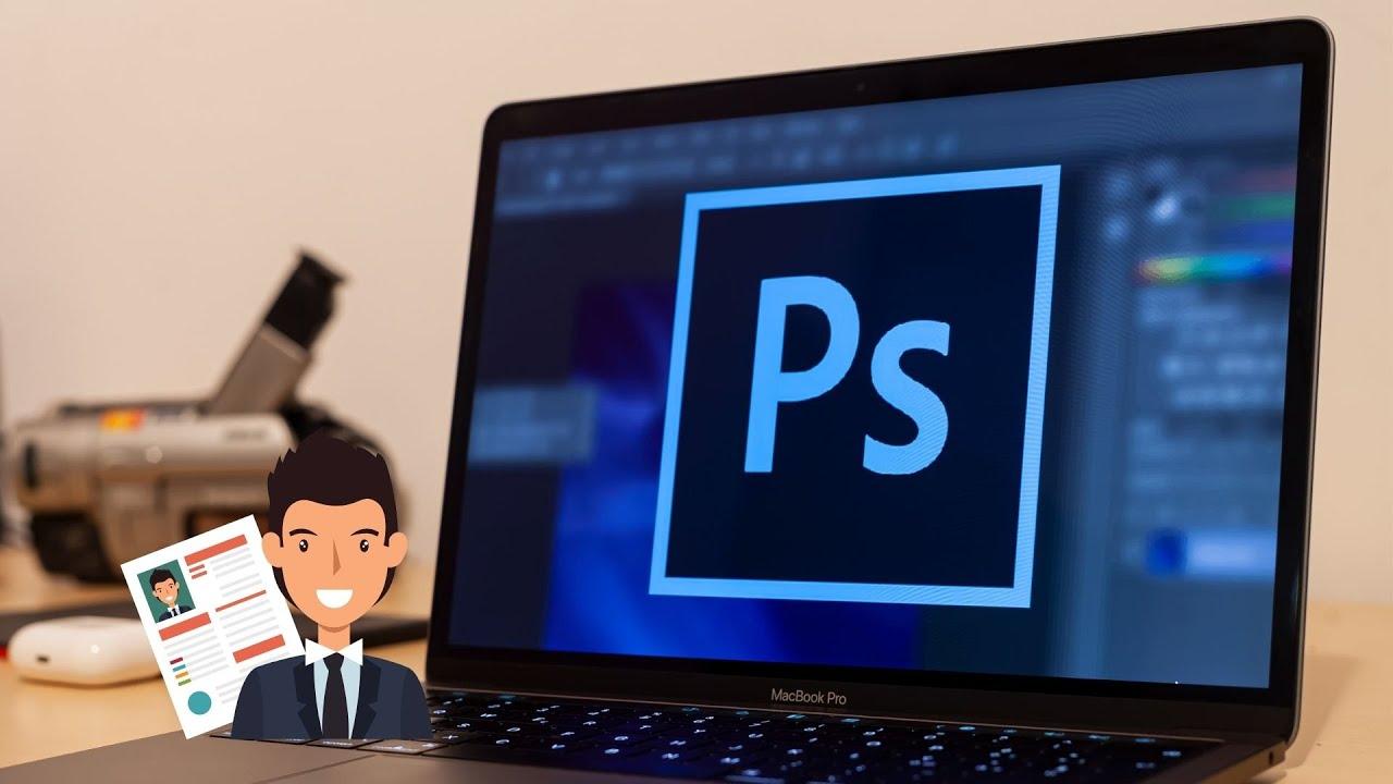 Cách làm CV bằng Photoshop cực dễ dàng - Thegioididong.com