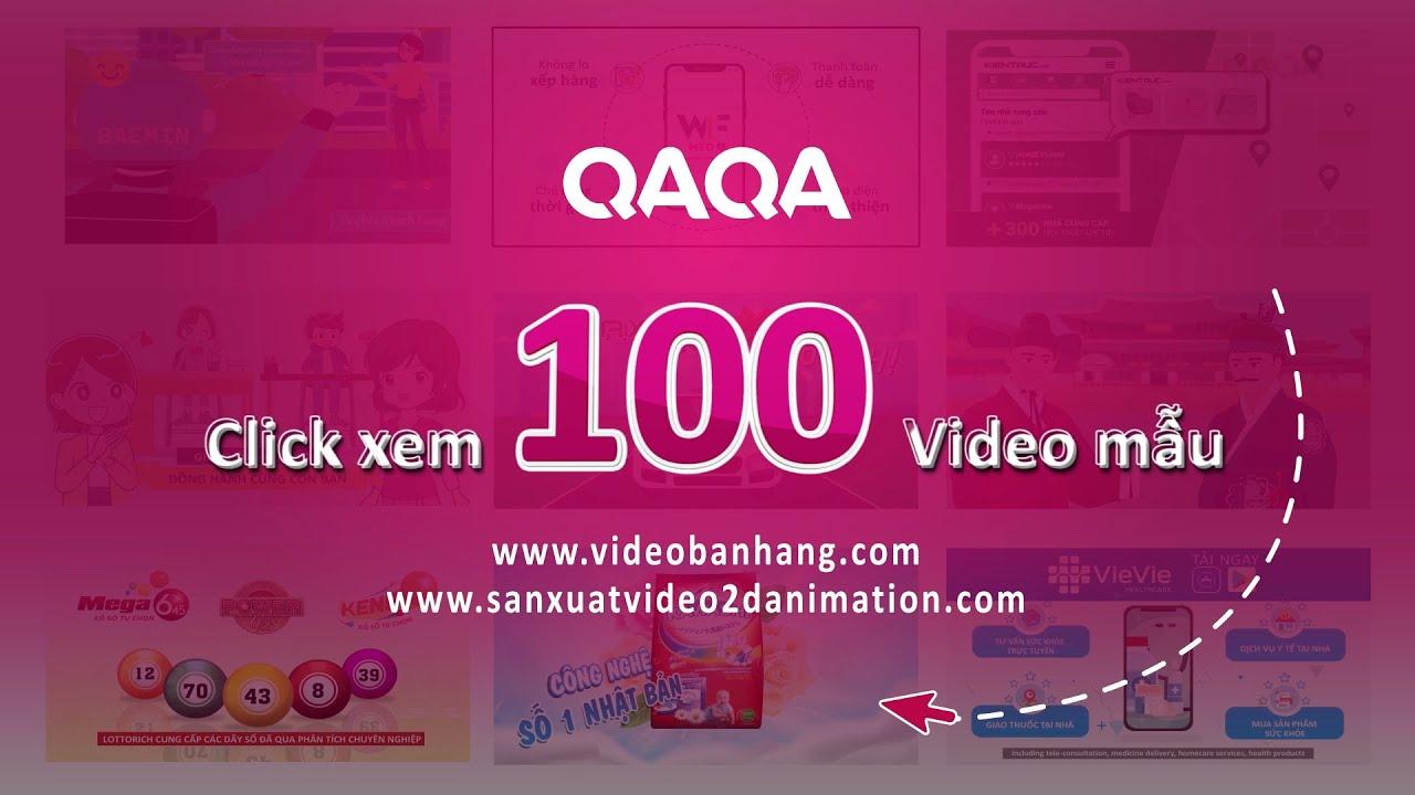 #1 Dịch Vụ Làm Video 2D Animation / Motion Graphic Sáng Tạo