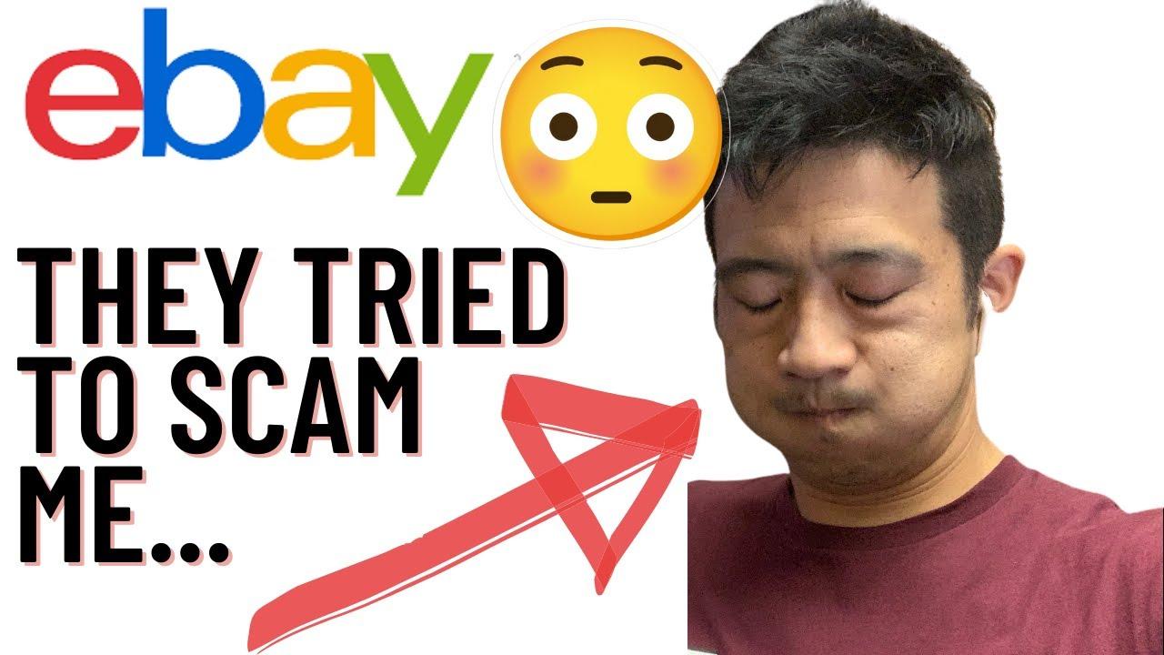 E08: Day 2, already a $400 eBay SCAMMER...