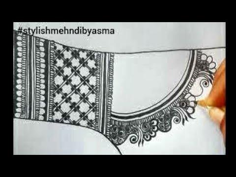 Full Hand Bridal Pencil Mehandi Design | Stylish Mehndi by Asma | Cone Designs | Mahdi ka dizain