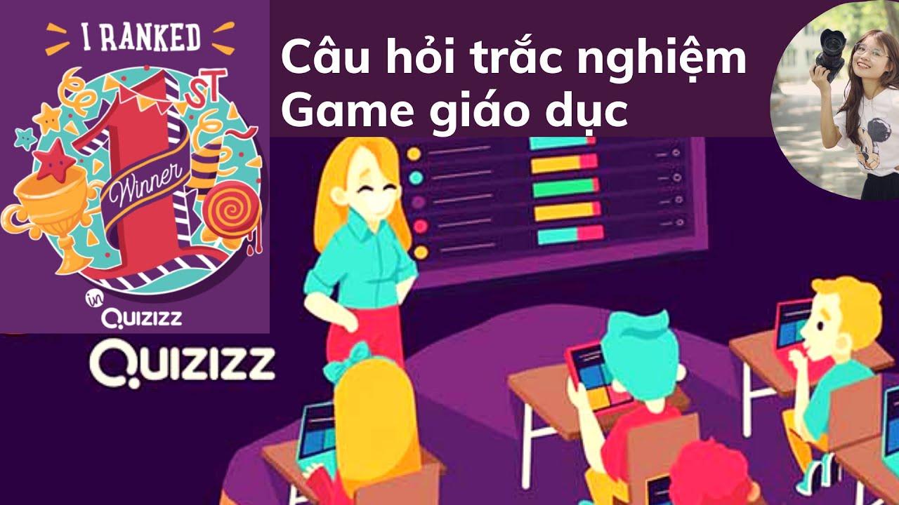 Hướng dẫn đầy đủ về cách sử dụng ứng dụng QUIZIZZ -GAME for EDUCATION #quizizz #trochoihoctap