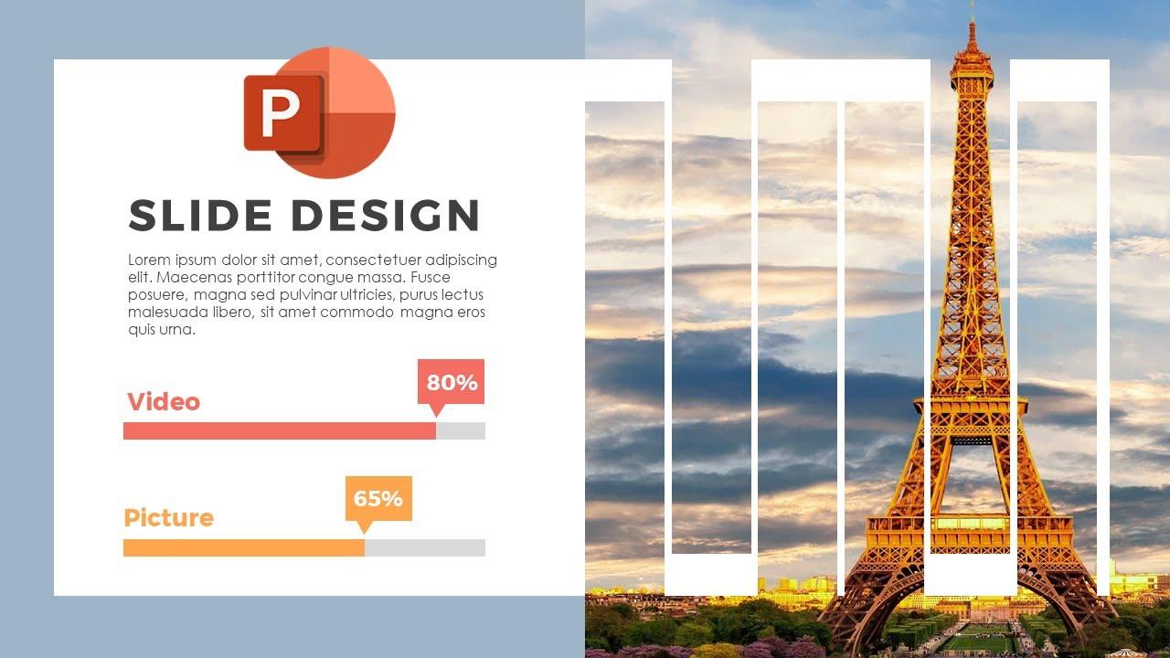 Hướng dẫn thiết kế Slide Thuyết Trình thu hút khán giả