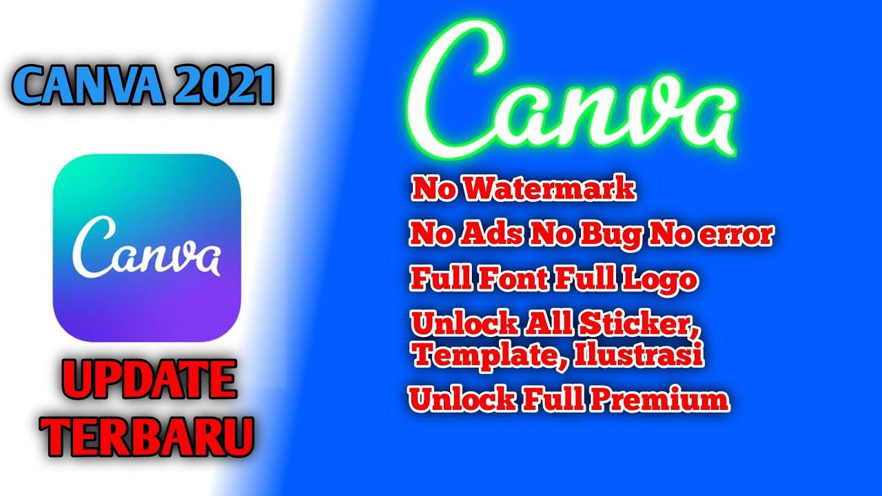 Download canva premium mod apk latest version 2021