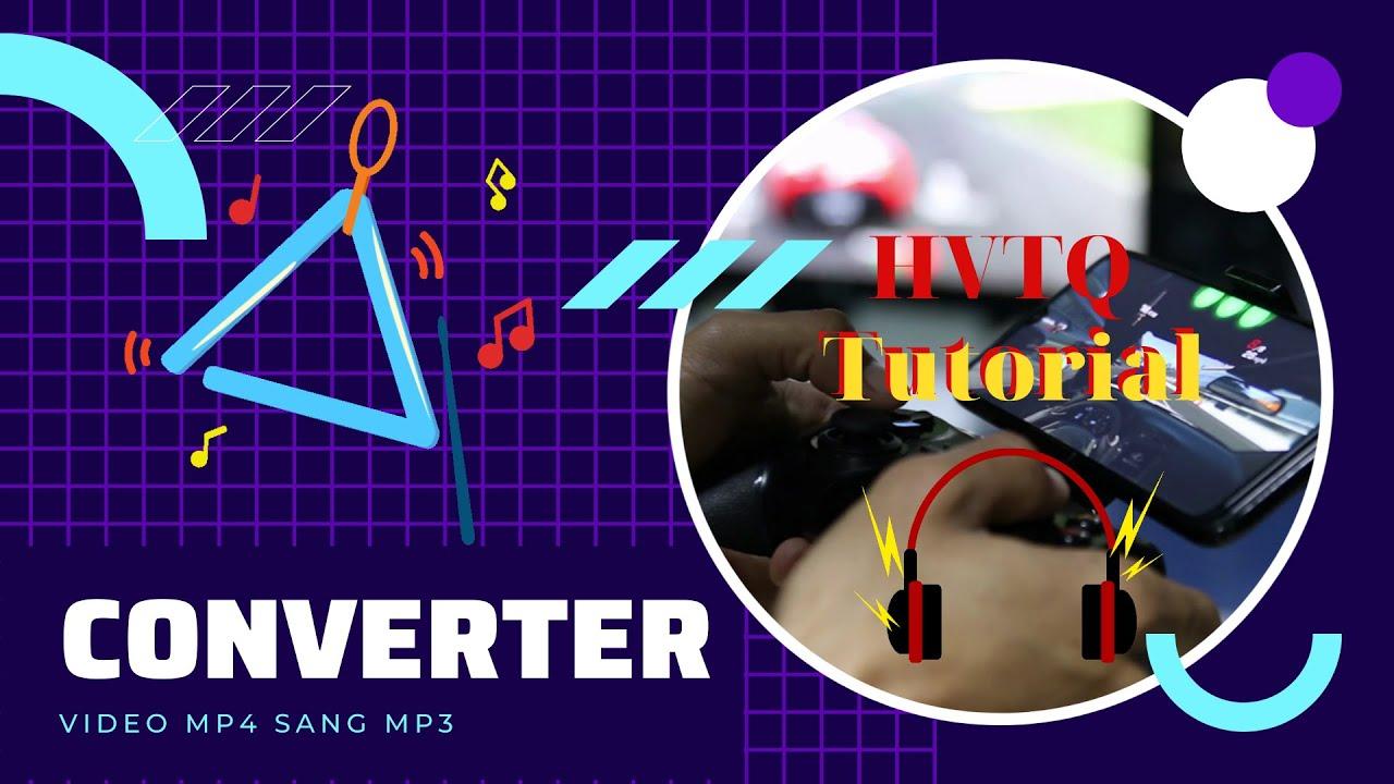 Huỳnh Văn Thanh Quan Live stream Chia sẻ Cách Coverter Mp4 sang MP3 kèm có Quà TẶNG Canva Pro?