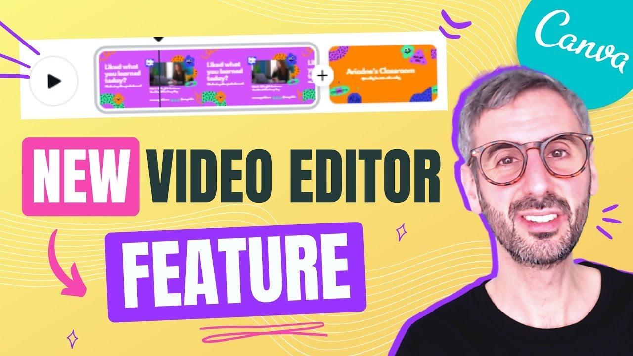 Chỉnh sửa Video với Canva | Bây giờ tất cả mọi người có thể làm điều đó!