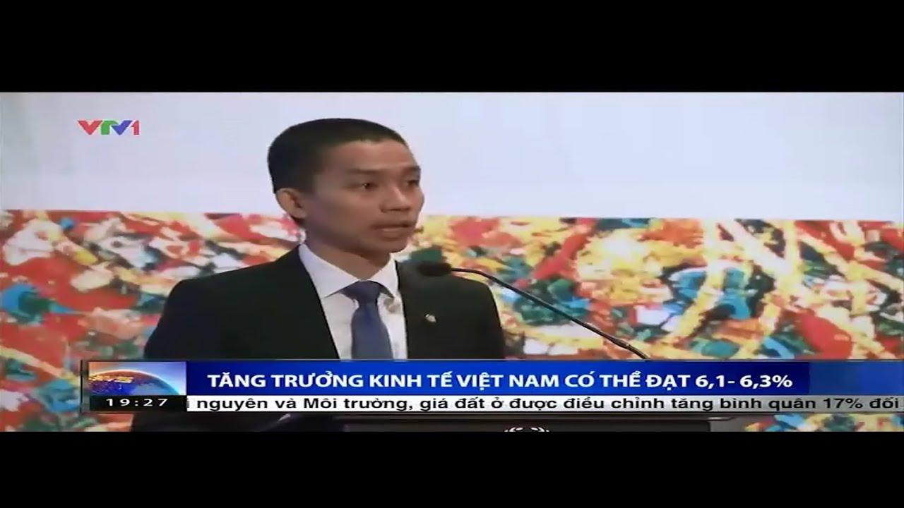 VTV - Thời sự 19h - Hội thảo Công bố Báo cáo Thường niên Kinh tế Việt Nam 2015