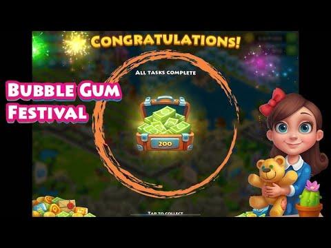 Township Level 110 #1 | Bubble Gum Festival Win 200 T-CASH & OPEN SAFE | Urban Western ?