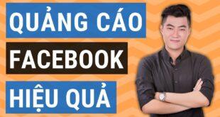 Hướng dẫn chạy quảng cáo Facebook hiệu quả 2021