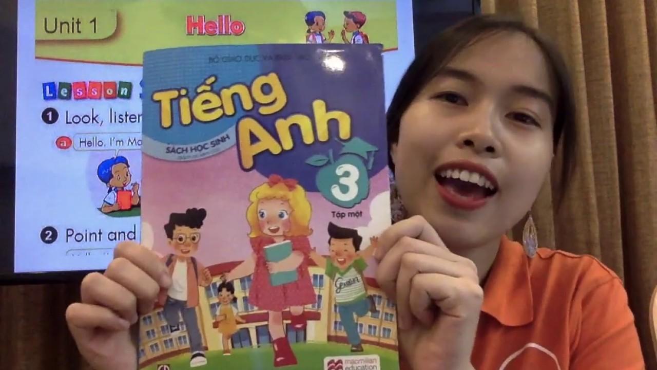 HỌC TIẾNG ANH LỚP 3 - Unit 1. Hello - Lesson 1 - Thaki English